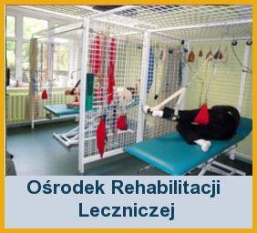 Ośrodek Rehabilitacji Leczniczej